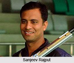Sanjeev Rajput, Indian Athlete