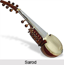 Sarod, Indian Musical Instrument