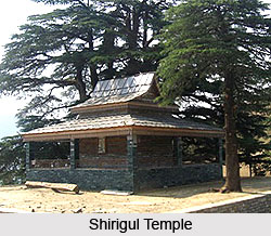 Shirigul Temple, Sirmaur, Himachal Pradesh