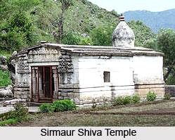 Sirmaur Shiva Temple, Sirmaur, Himachal Pradesh