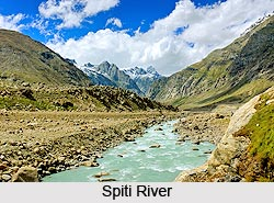 Spiti River, Himachal Pradesh