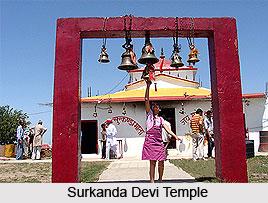 Surkanda Devi Temple, Uttarakhand