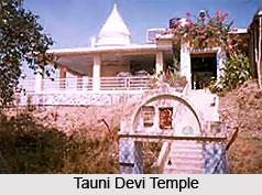 Tauni Devi Temple,  Hamirpur, Himachal Pradesh