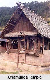 Temples of Chamba District