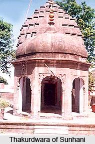 Thakurdwara of Sunhani, Bilaspur, Himachal Pradesh