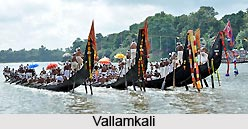 Vallamkali, Boat Race, Indian Traditional Sport