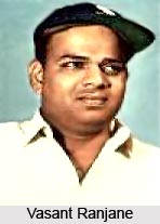 Vasant Ranjane, Indian Cricket Player