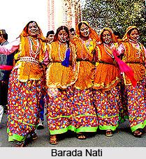 folk dances of garhwal uttarakhand