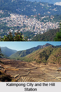 Hill Stations of West Bengal