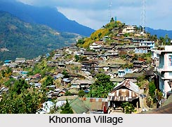 Villages of Nagaland, Villages of India