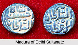 Coins of South India, Coins During Muslim Rule