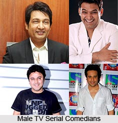 Indian TV Comedians, Indian Television