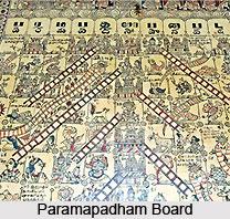 Paramapadham, Indian Traditional Game