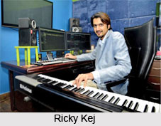 Ricky Kej, Indian Musician