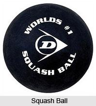 Equipments of Squash