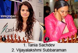 Female Chess Players of India