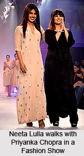 Neeta Lulla, Indian Fashion Designer