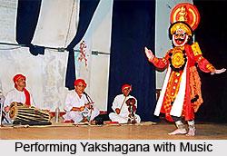 Yakshagana, Dance Form, Karnataka
