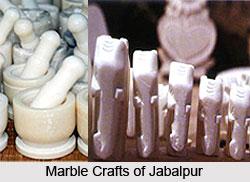 Marble Rocks, Jabalpur District, Madhya Pradesh