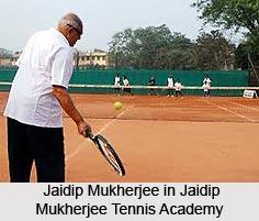 India Tennis Academies