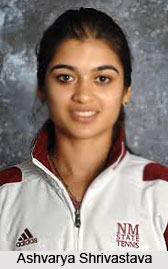 Ashvarya Shrivastava, Indian Tennis Player