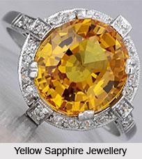 Benefits Yellow Sapphire