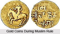 Coins of Bengal, Coins During Muslim Rule