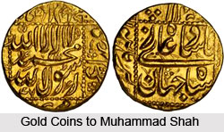 Coins of Kashmir, Coins During Muslim Rule