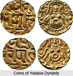 Coins of Yadava Dynasty, Coins of Rajput Period