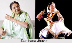 Darshana Jhaveri, Indian Classical Dancer