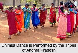 Dhimsa Dance