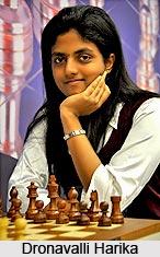 Dronavalli Harika, Indian Chess Player