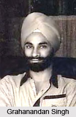 Grahanandan Singh, Indian Hockey Player