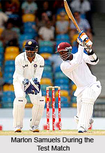 India-West Indies Kolkata Test, 2002