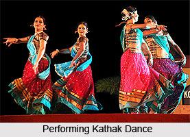 Kathak Kendra, Indian Dance Academy