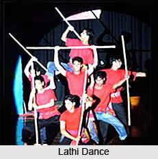 Lathi Dance, West Bengal