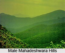 Male Mahadeshwara Hills, Chamarajanagar District, Karnataka
