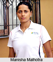 Manisha Malhotra, Indian Tennis Player