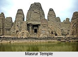Masrur Temple, Kangra District, Himachal Pradesh