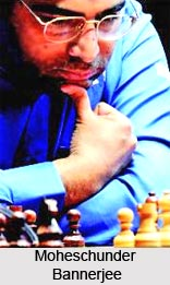 Moheschunder Bannerjee, Indian Chess Player