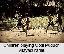Oodi Puduchi Vilayaduradhu, Indian Traditional Sport