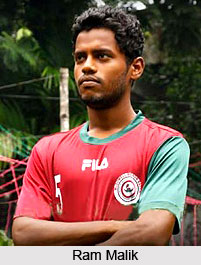 Ram Malik, Indian Football Player