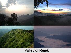 Reiek, Mizoram