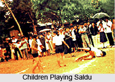 Saldu, Indian Traditional Game