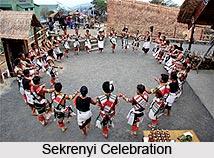 Sekrenyi Festival, Nagaland