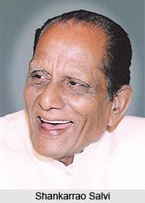 Shankarrao Salvi, Indian Athlete