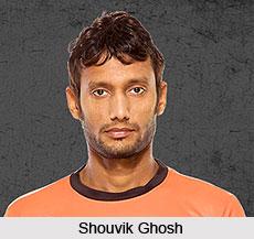 Shouvik Ghosh, Indian Football Player