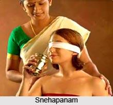 Snehapanam, Ayurveda Treatment