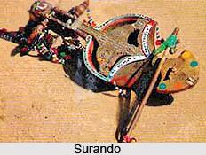 Surando, Musical Instrument of Kutch
