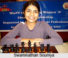 Swaminathan Soumya, Indian Chess Player